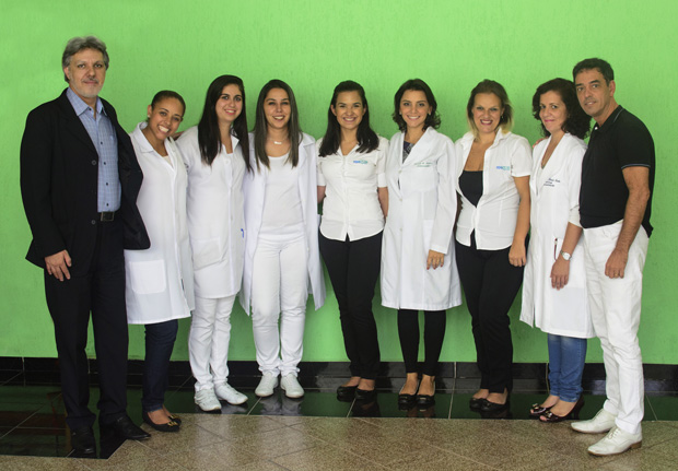 Equipe da Fisio Med Prime