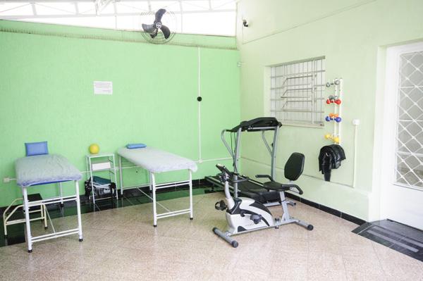 Sala de Fisioterapia 2 - Fisio Med Prime