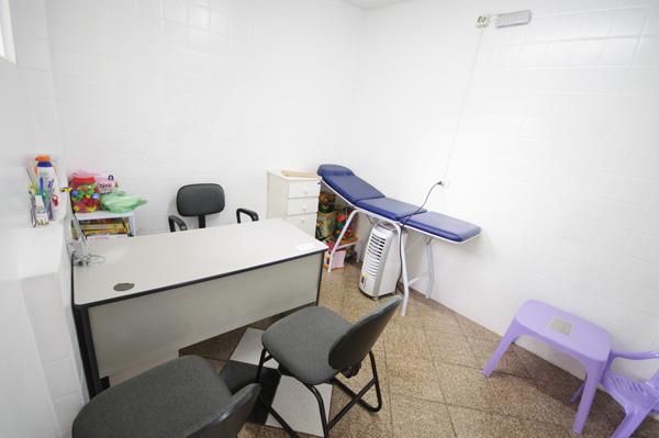 Consultório de Fonoaudiologia - Fisio Med Prime